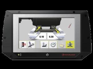 Fixturlaser EVO uitlijnapparatuur