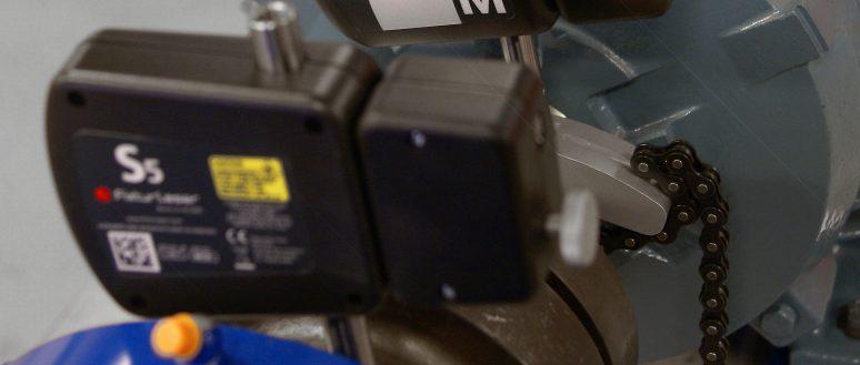 Laser Kit uitlijnapparatuur