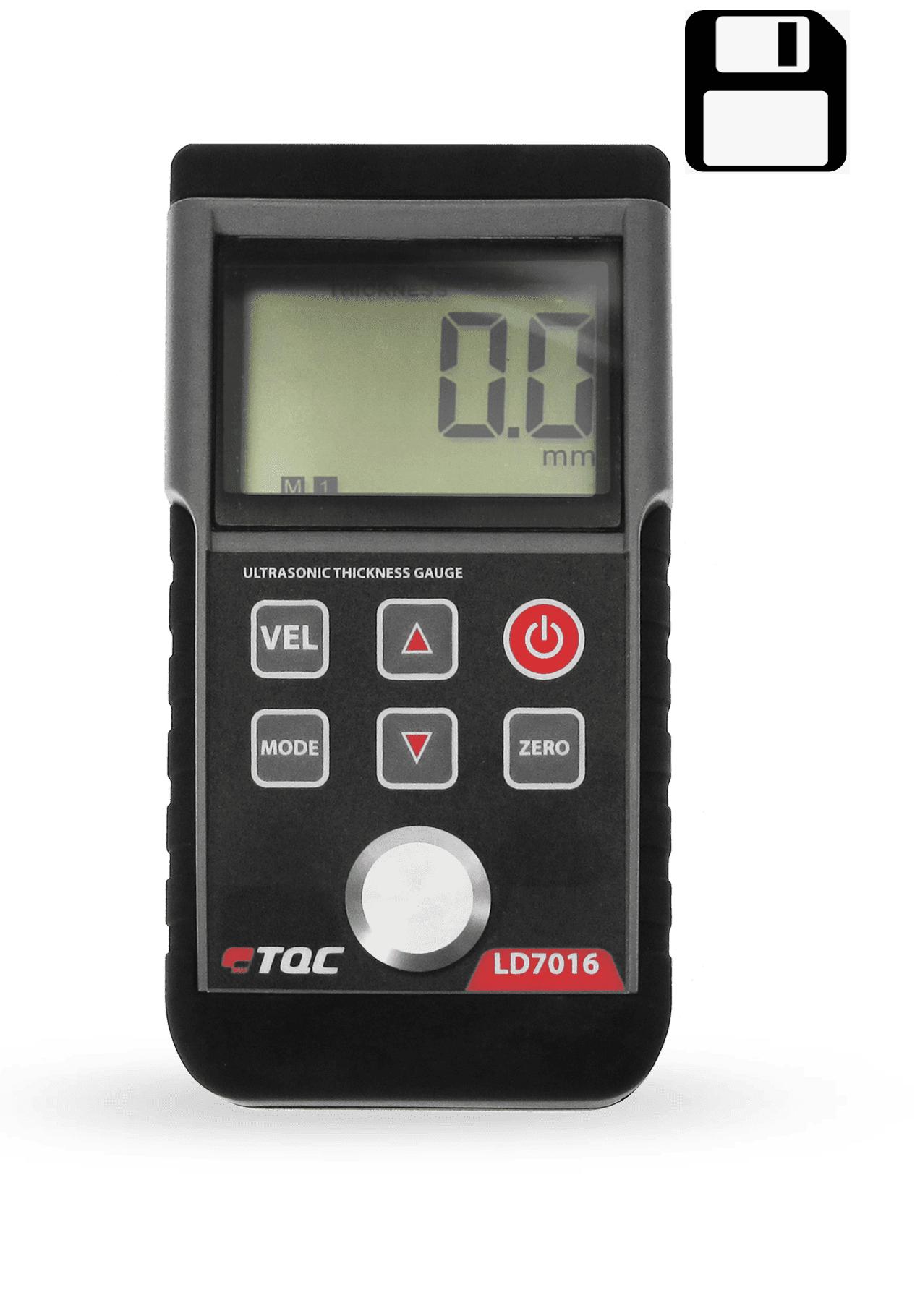 Medir Wanddiktemeter 7016 Pro