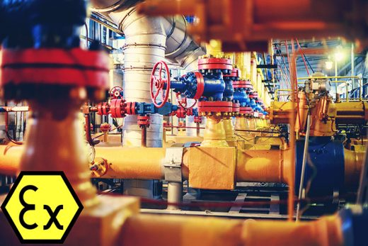 Oil, gas industry. gas conditioning equipment and valve armature