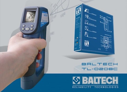 baltech-tl-208c-infrarood-thermometers